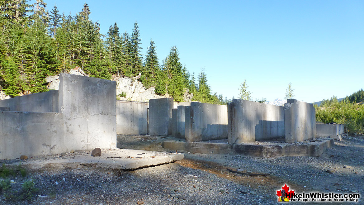 Northair Mine Crumbling Foundations