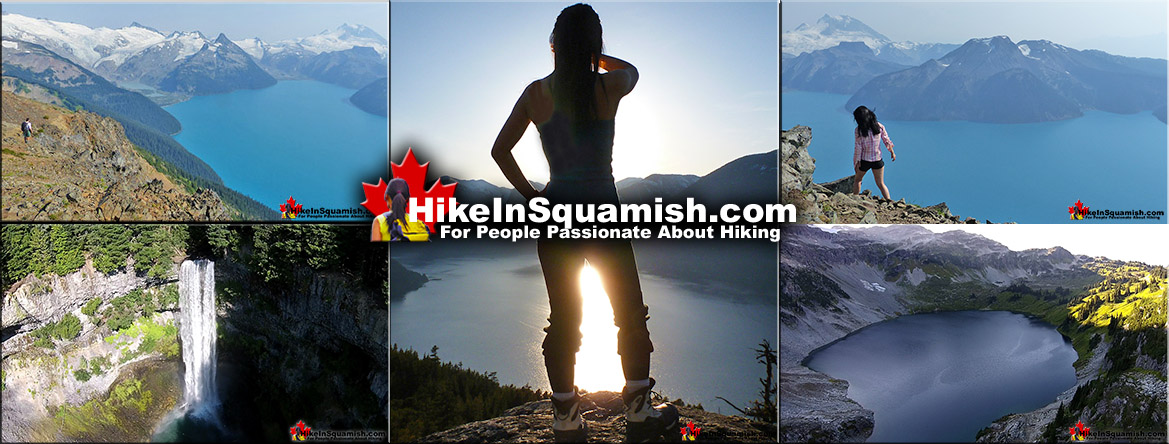 Hike in Squamish