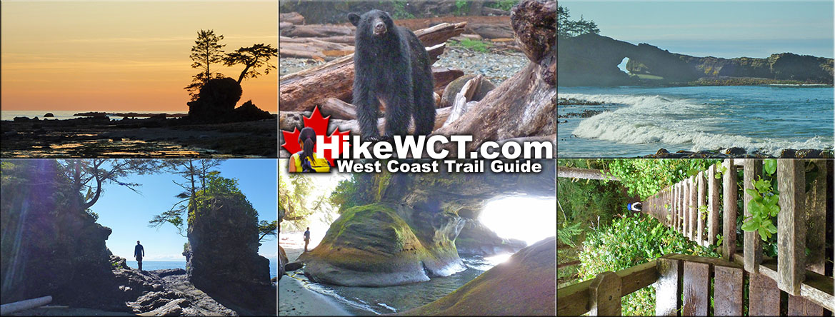 West Coast Trail Hiking Guide
