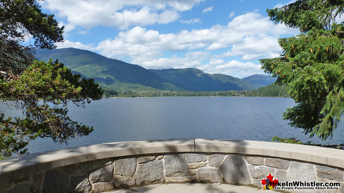 Best Whistler Parks - Lakeside Park Viewpoint