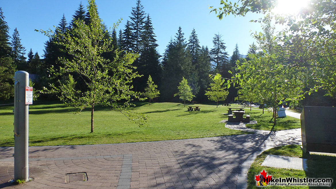 Best Whistler Parks - Lakeside Park
