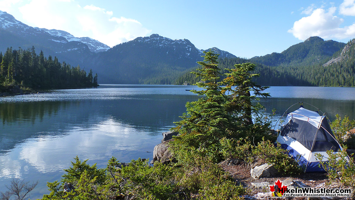 Callaghan Lake - Hike in Whistler