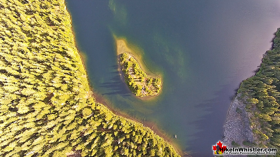 Callaghan Lake Aerial View 11