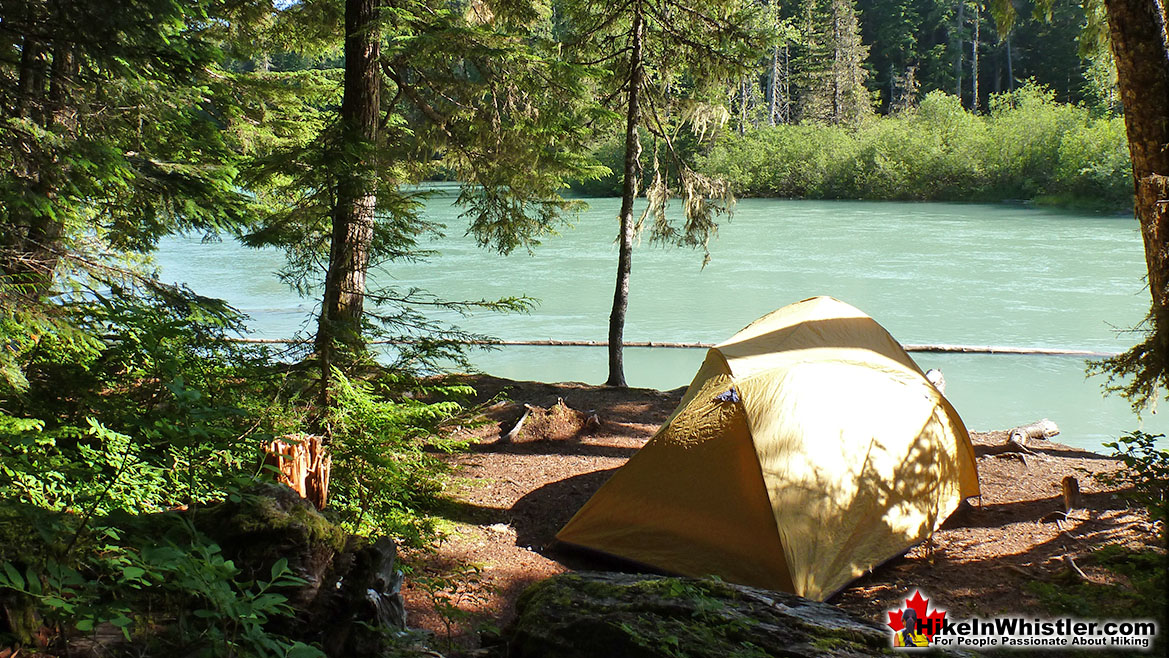 Cheakamus Lake Campground