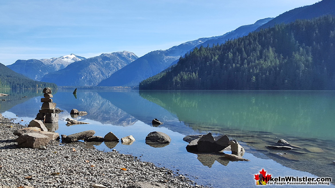 Cheakamus Lake Hike in Whistler