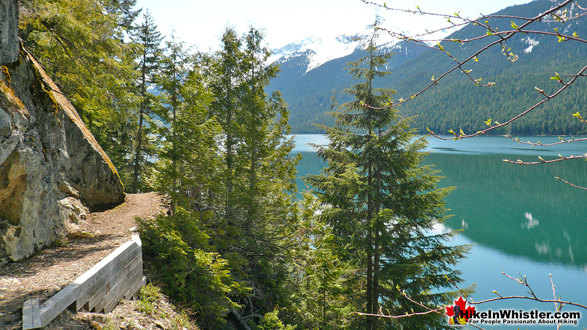 The Cheakamus Lake Trail