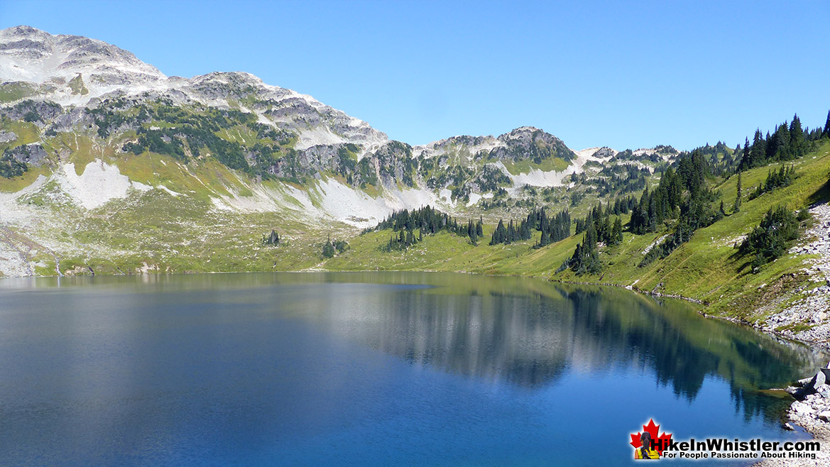 Best August Hiking in Whistler - Cirque Lake