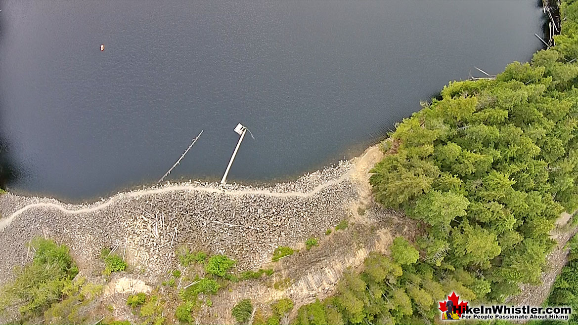 Logger's Lake Aerial View 44
