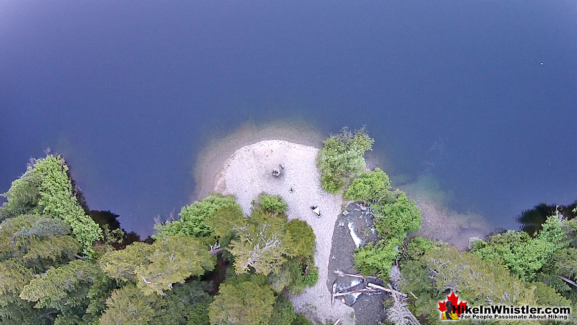 Madeley Lake Aerial View 33
