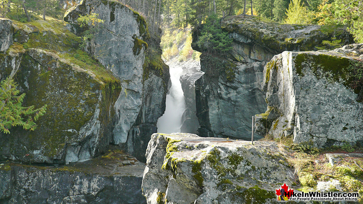 Nairn Falls Provincial Park Hike in Whistler