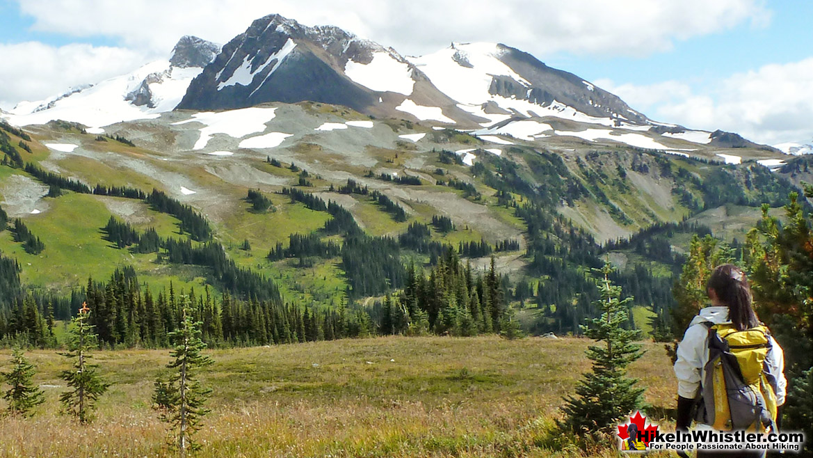 Russet Lake Musical Bumps Trail - Hike in Whistler