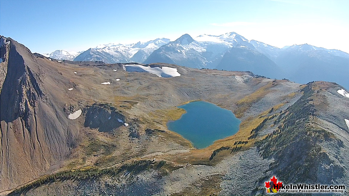 Russet Lake Aerial View 34