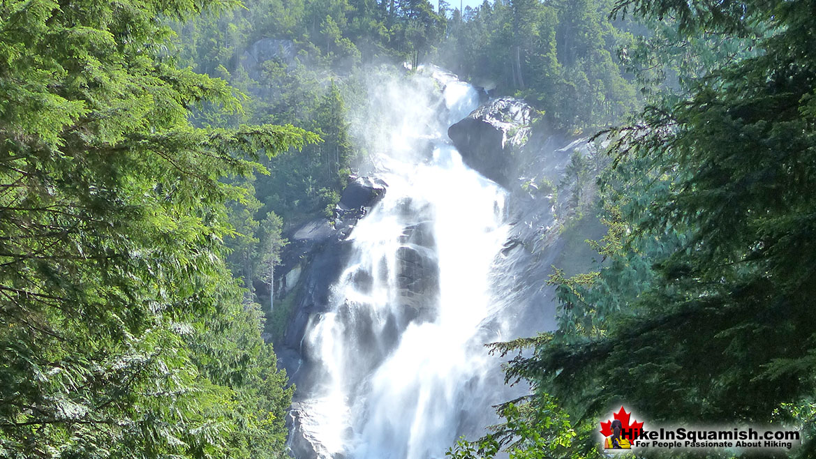Shannon Falls is 45.2 Kilometres from Brandywine Falls