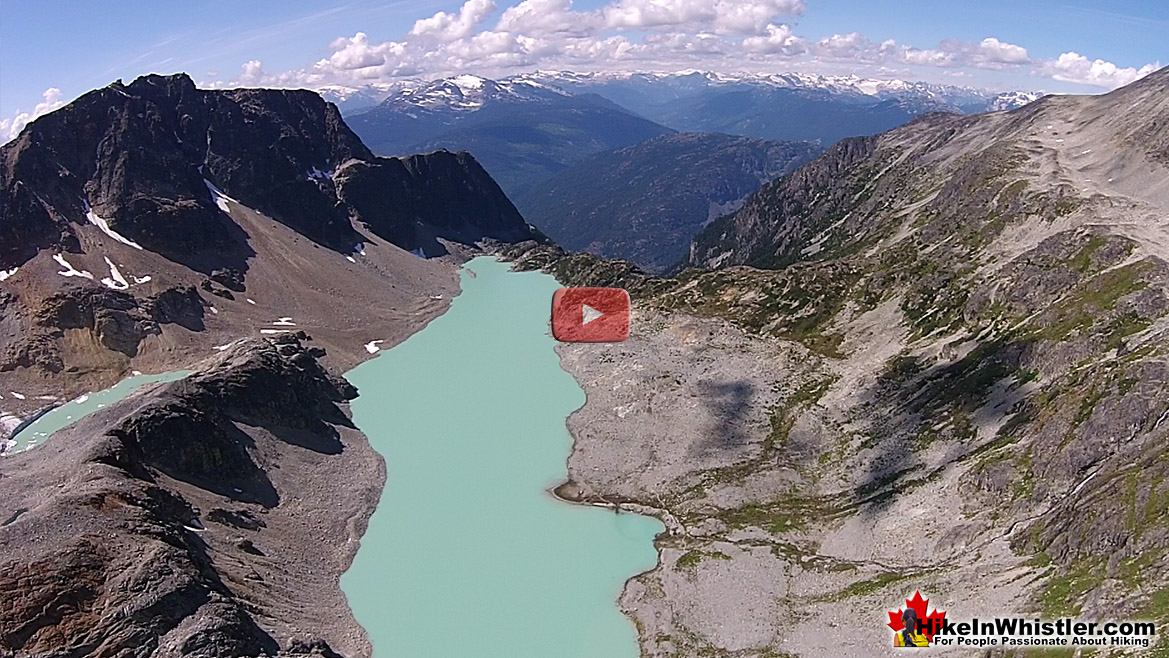 Wedgemount Lake Aerial Video