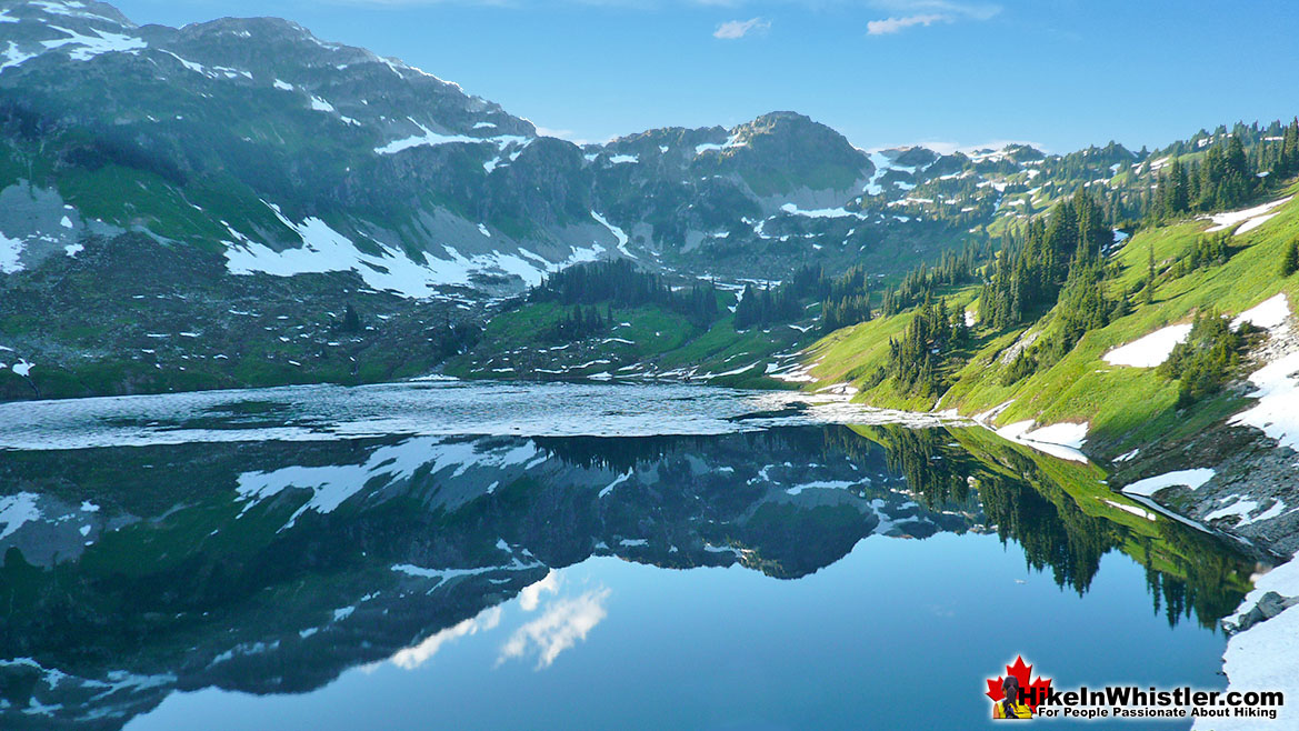 Cirque Lake: Glossary of Whistler