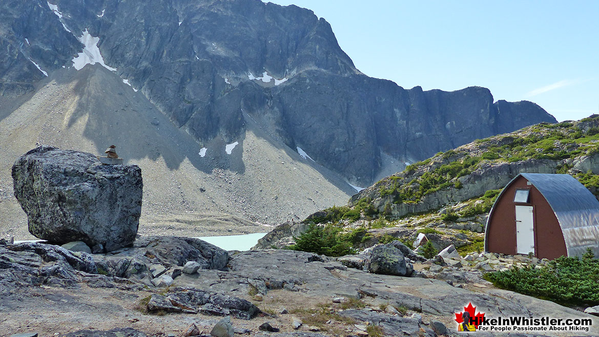 Wedgemount Lake Erratic