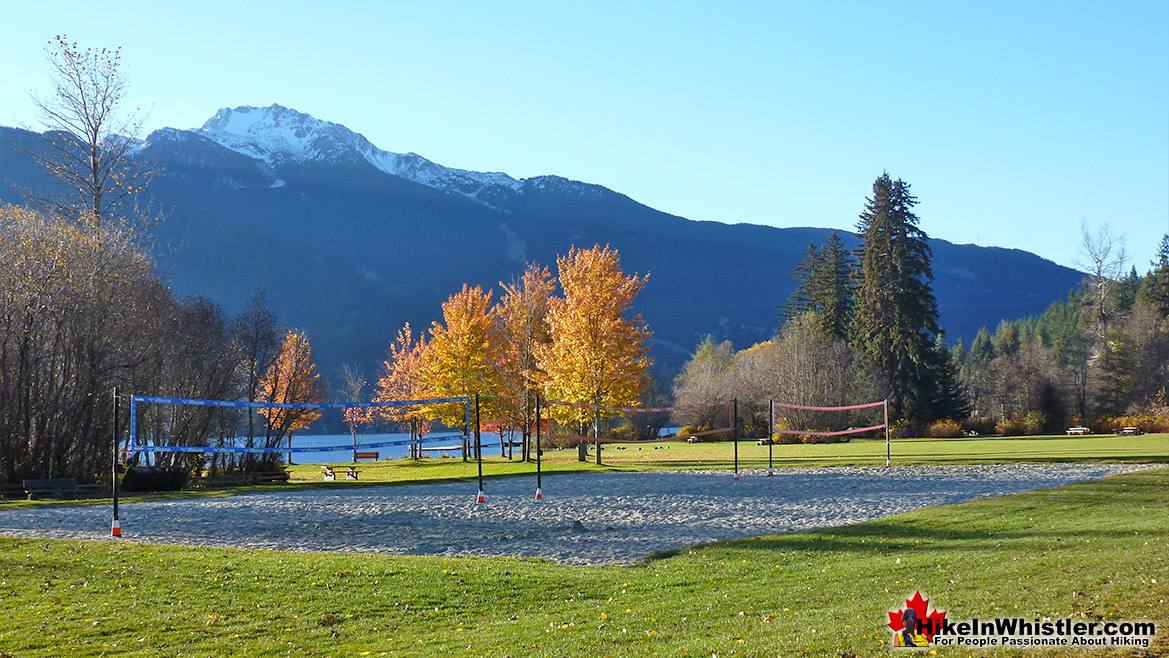 Best Whistler Parks - Rainbow Park Restored Houses