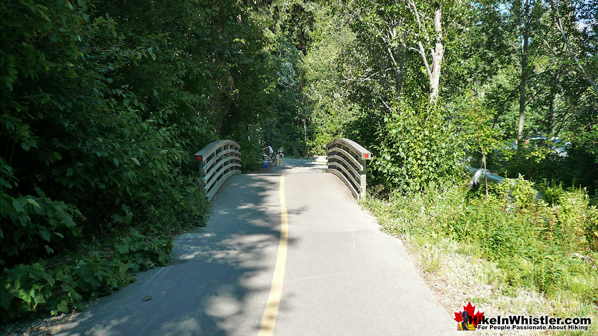 Valley Trail Bridge at Lorimer Road