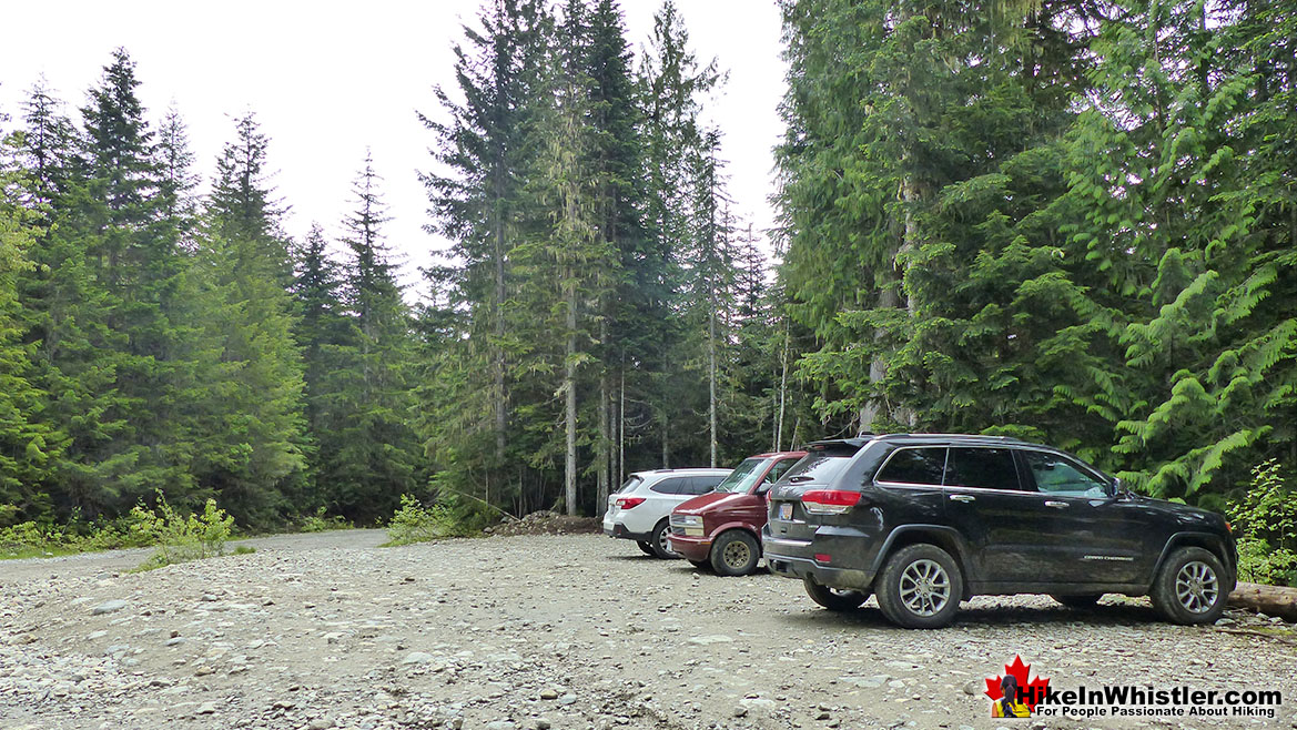 Ancient Cedars Trailhead Parking