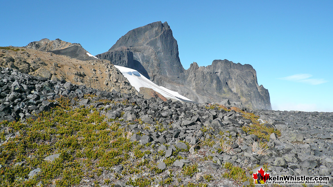 Helm Creek Approach to Black Tusk