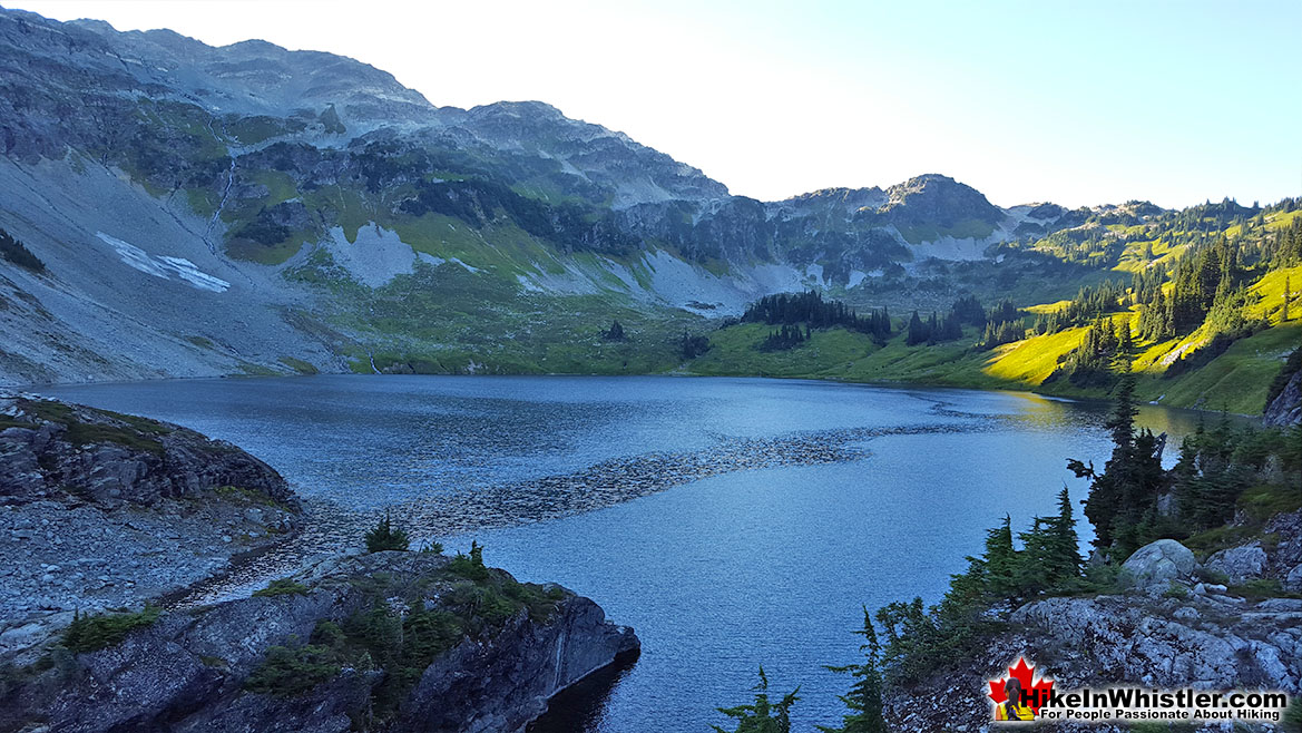 Cirque Lake Hike in Whistler 20