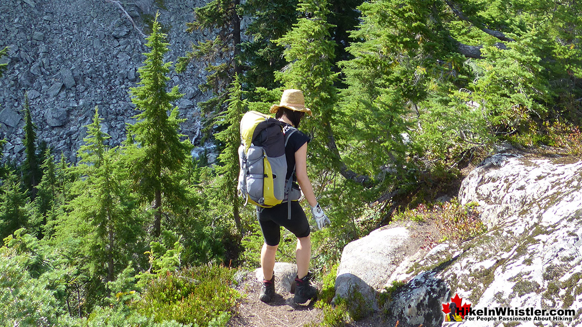 Cirque Lake Trail Hike in Whistler