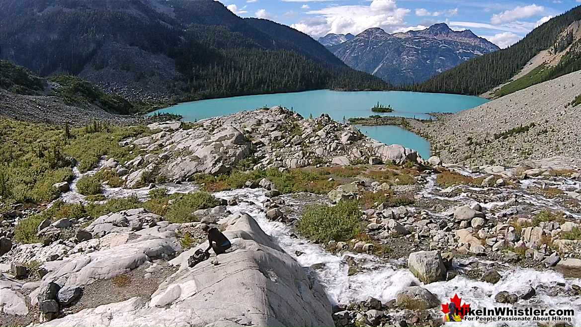 Joffre Lakes Ablation Zone