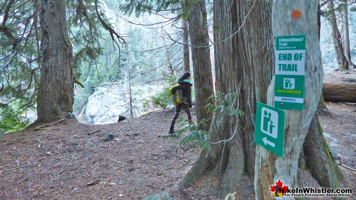 Lillooet River Trail to Keyhole Hot Springs