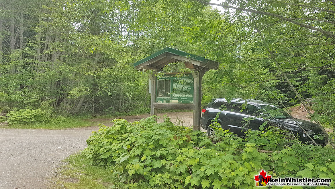 Logger's Lake Trailhead Parking