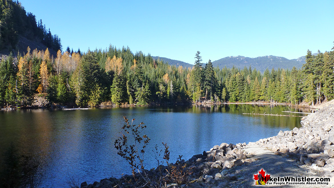 Logger's Lake in Whistler