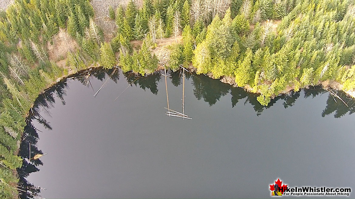 Logger's Lake Aerial View 36