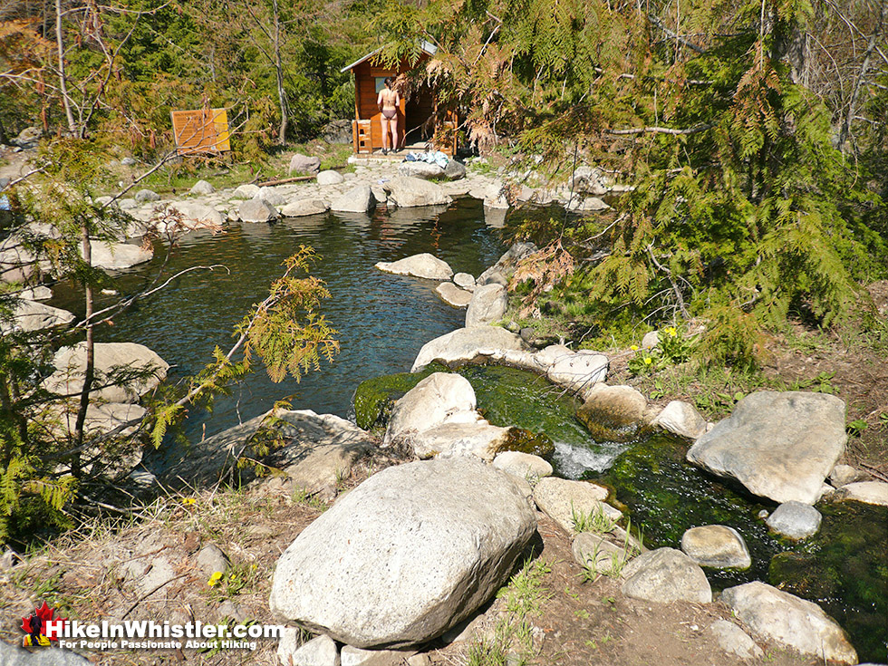 Meager Hot Springs
