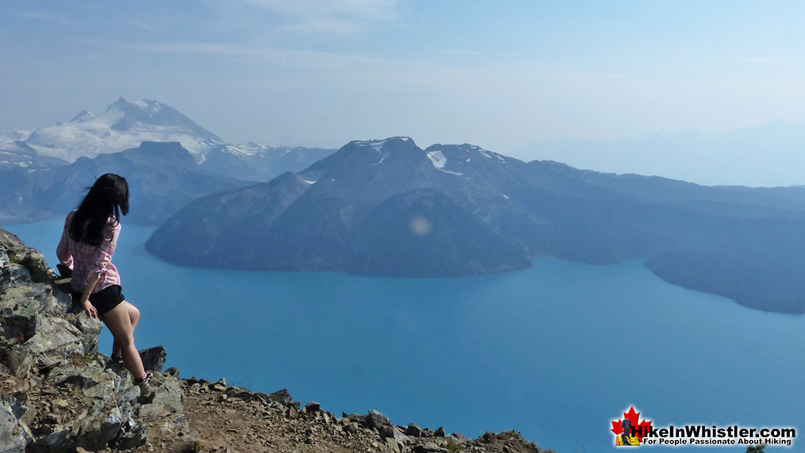 Panorama Ridge Garibaldi Blue
