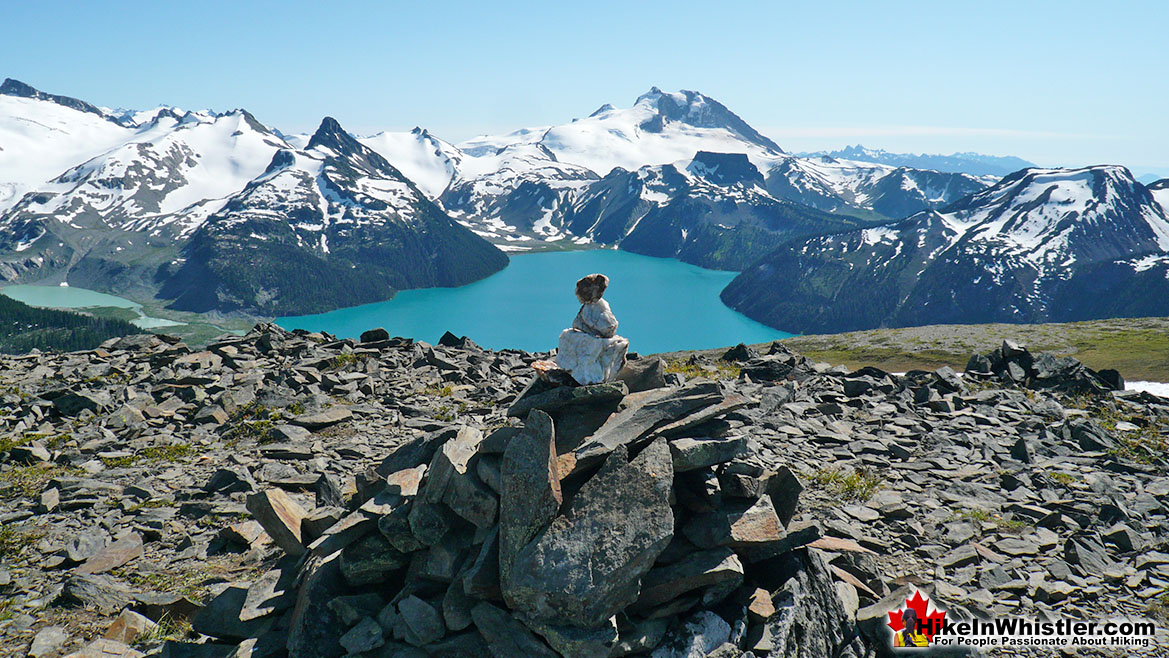 Panorama Ridge Hike in Whistler in September