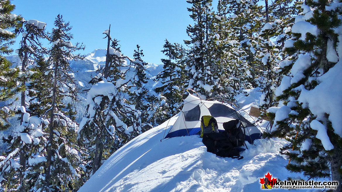 Flank Trail Tent Site