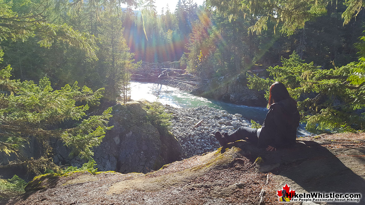 Whistler Train Wreck Trail
