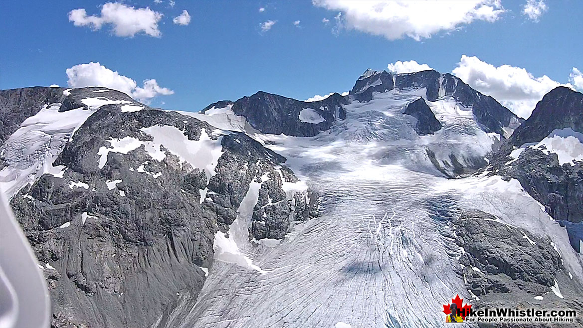 Wedgemount Glacier Accumulation Zone