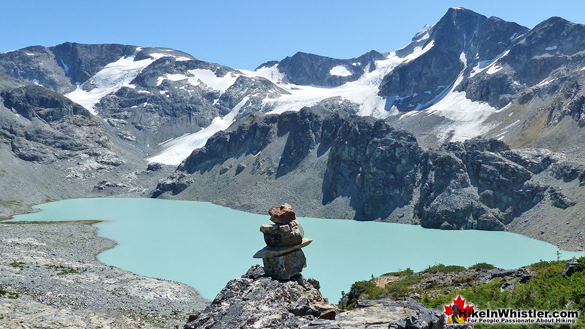 Wedgemount Lake in Garibaldi Park