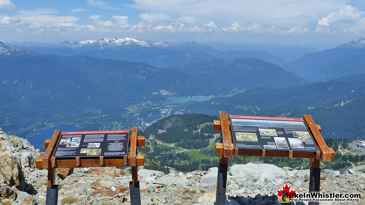Whistler Summit Interpretive Walk