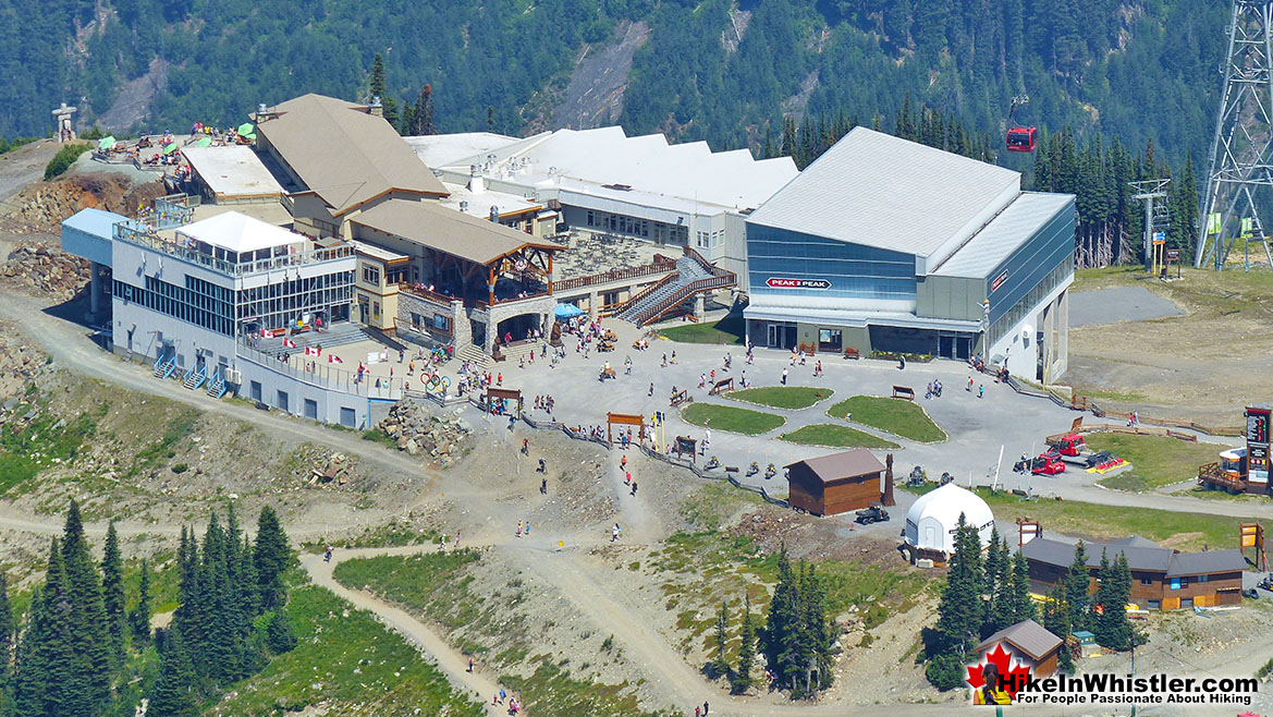 Whistler Mountain Roundhouse Lodge
